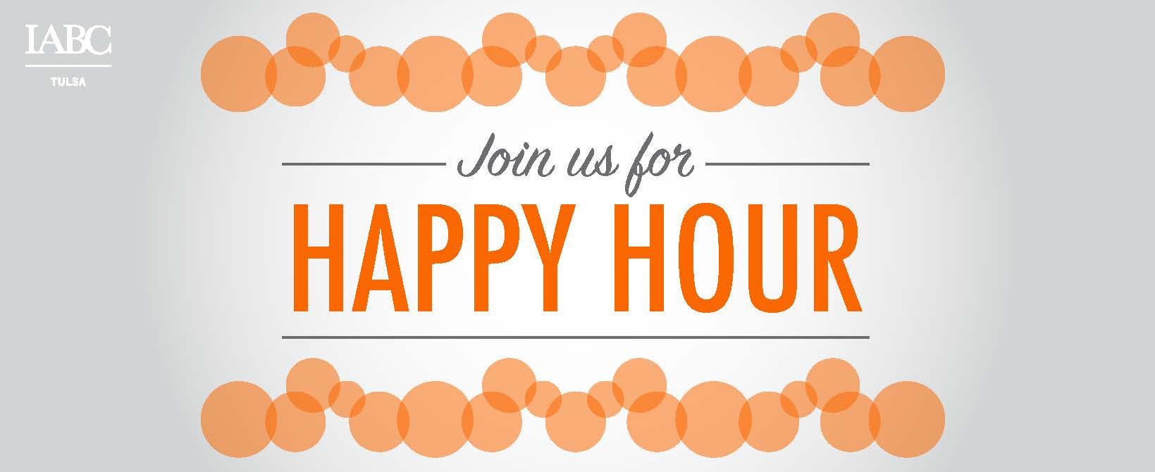 Join us for a Communicator Happy Hour on July 23!