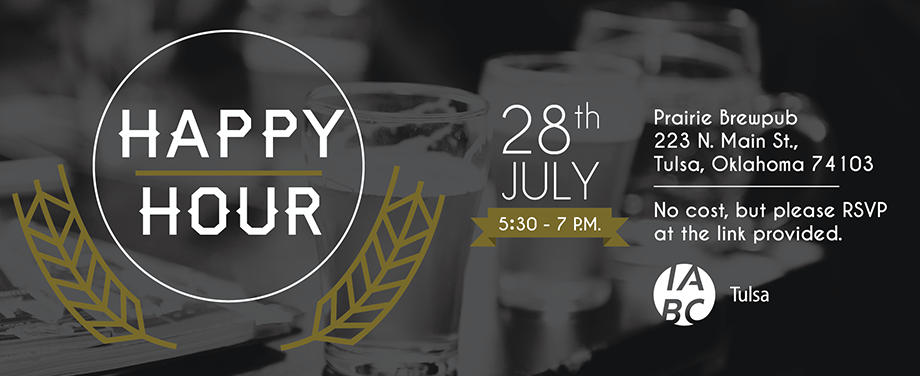 Join us for Happy Hour at the brand new Prairie Brewpub!