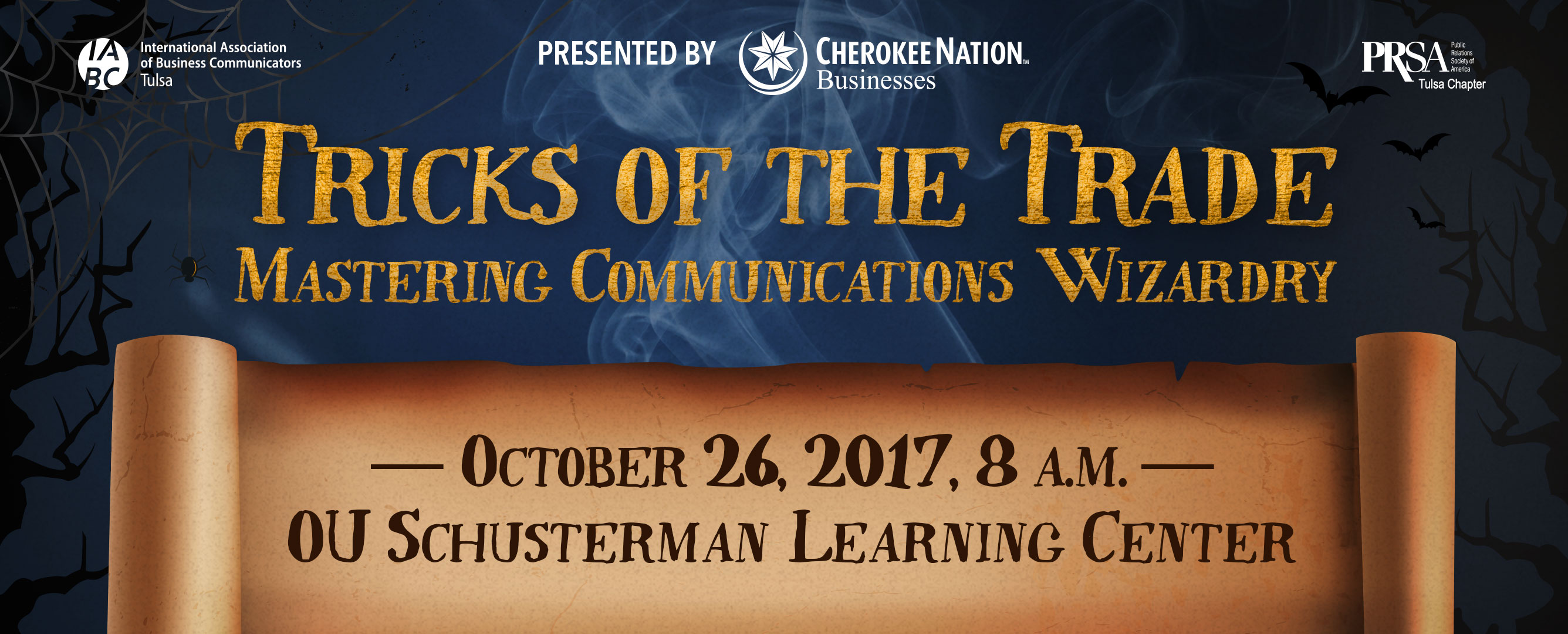 2017 Communicators Summit: Tricks of the Trade – Mastering Communications Wizardry