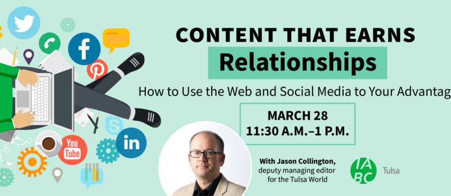 Content That Earns Relationships: How to Use the Web and Social Media to Your Advantage