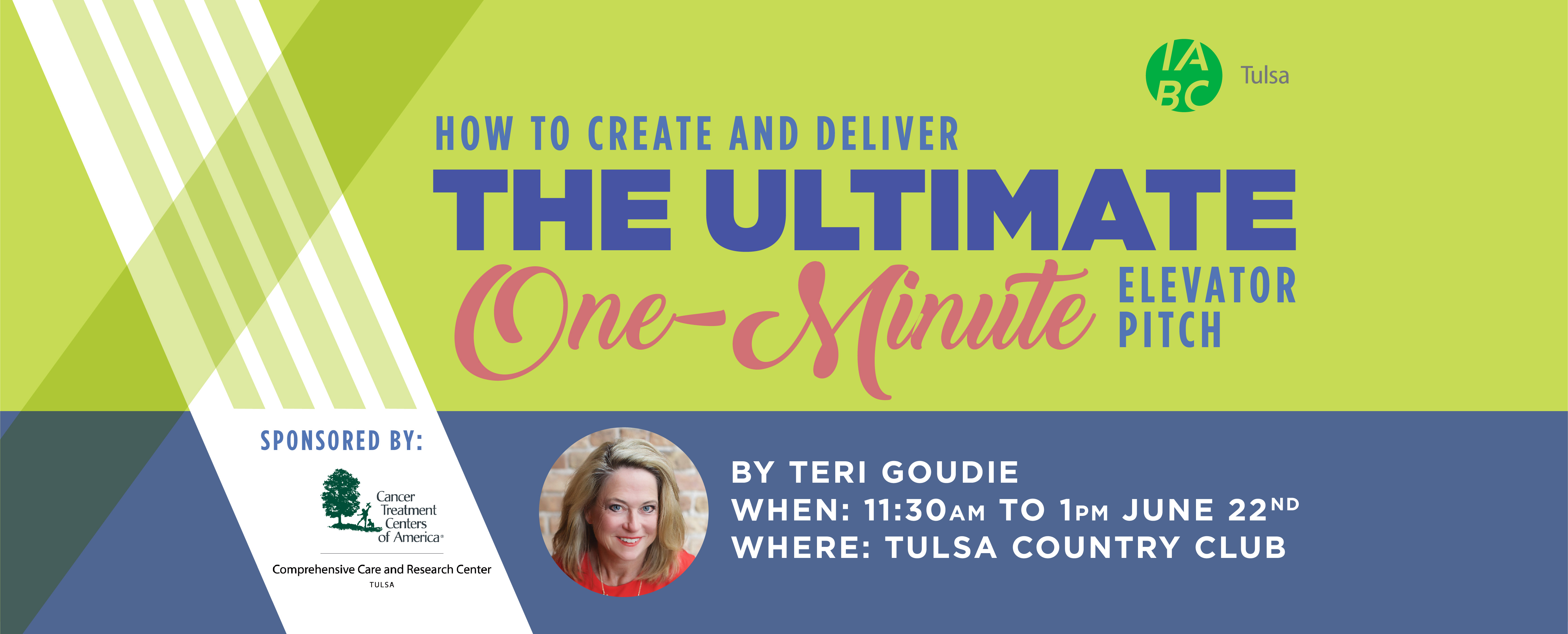 How to Create and Deliver the Ultimate One-Minute Elevator Pitch