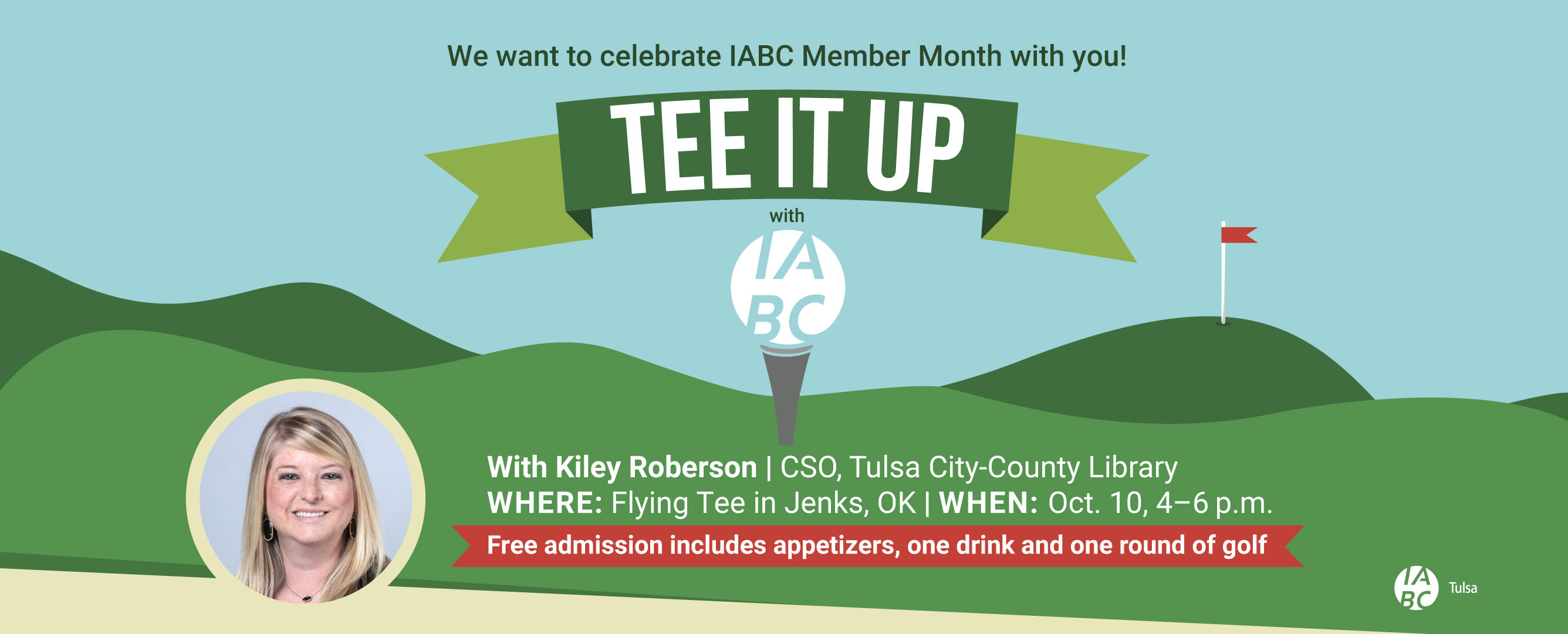 Tee It Up with IABC!