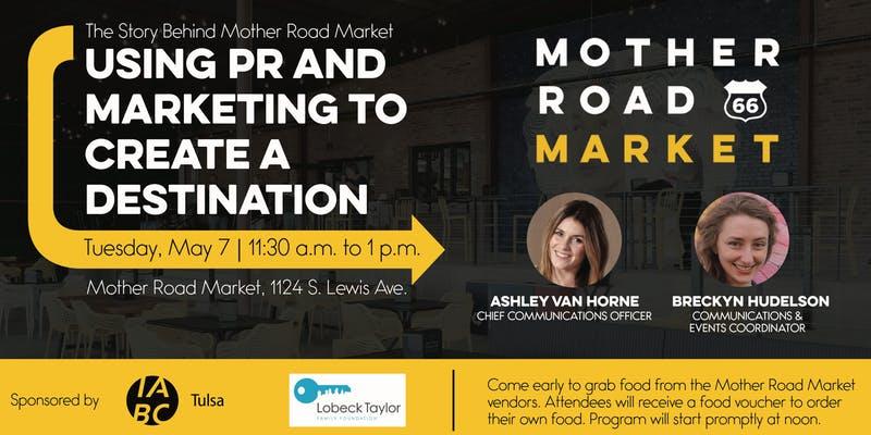 Using PR and Marketing to Create a Destination