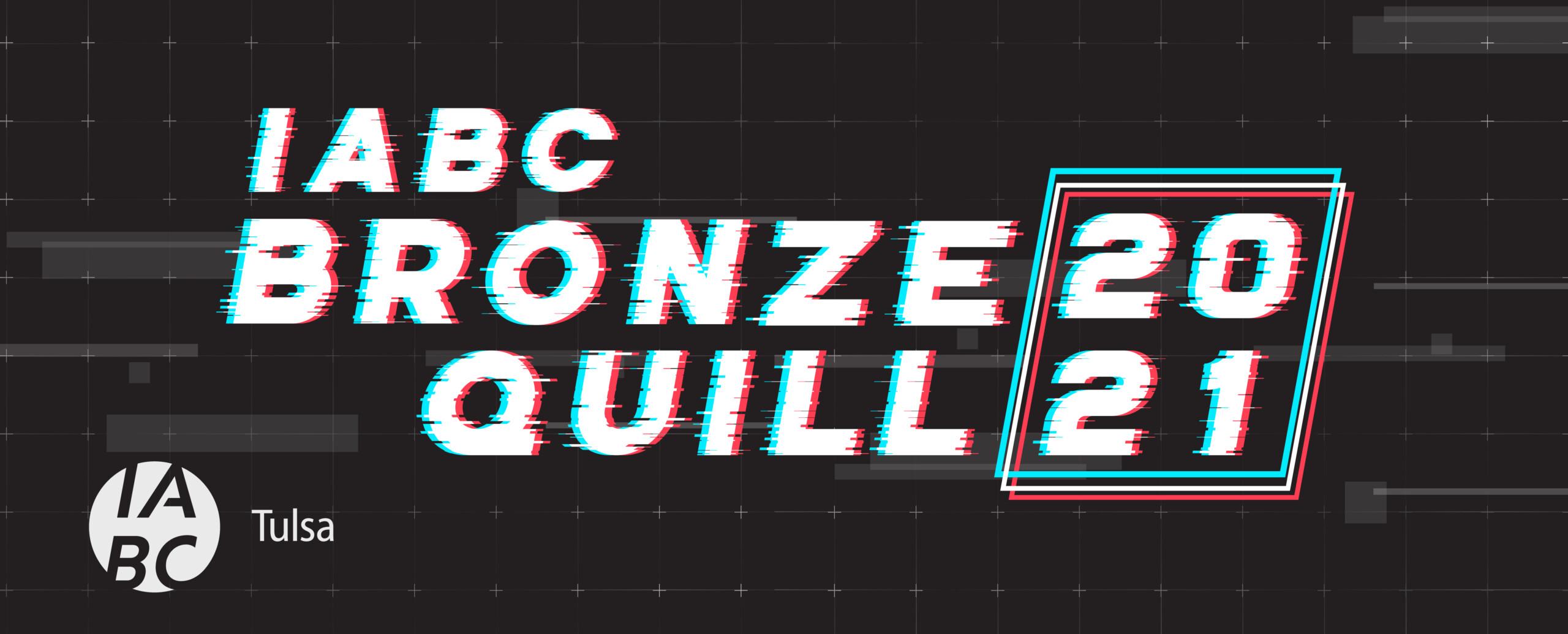IABC Bronze Quill 2020-21